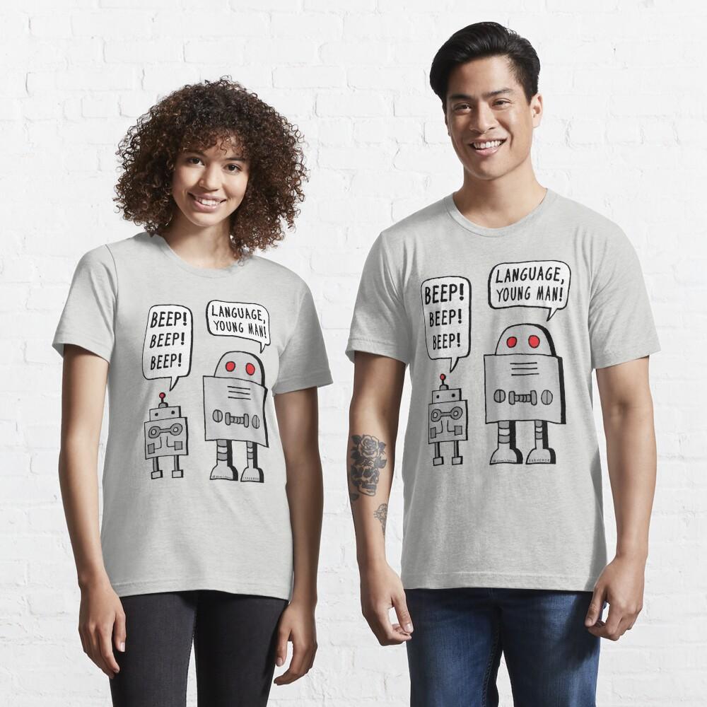Beeping Robot Essential T-Shirt
