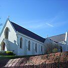 White church by AmandaWitt