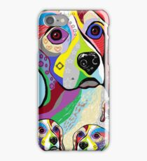 Beagle and Babies iPhone Case/Skin