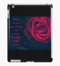The Rose iPad Case/Skin