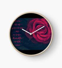 The Rose Clock