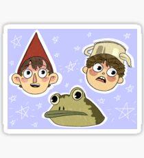 otgw squad Sticker