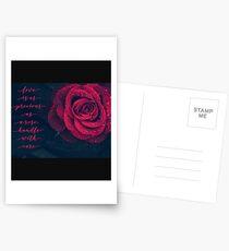 The Rose Postcards