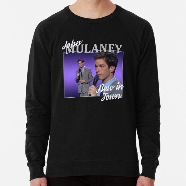 John Mulaney Hommage Leichter Pullover