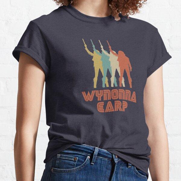 Retro Wynonna Earp - Season 4 Classic T-Shirt