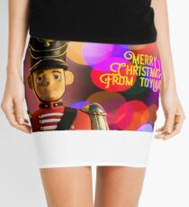 Merry Christmas from toyland, t-shirt Mini Skirt