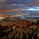 Ben Lomond Peak, Ogden, UT von Len Bomba