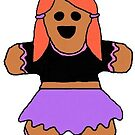 Gingerbread Girl by Emus