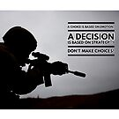 Warrior Decision by M. I. Speer