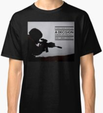 Warrior Decision Classic T-Shirt