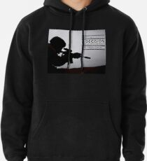 Warrior Decision Pullover Hoodie