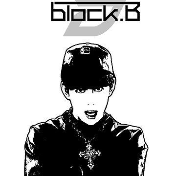 [K-POP DESIGNS] PARK KYUNG - VERY GOOD - BLOCK B by MLNINJA94