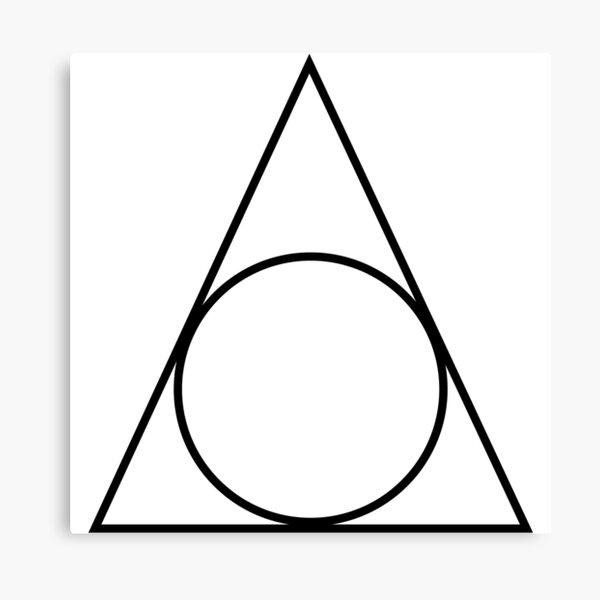 Elder Scrolls Skyrim - Safe Shadowmark Canvas Print
