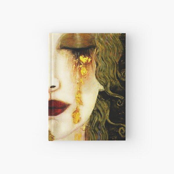 inspirado en la pintura de Anne Marie Zimmerman al estilo de Gustav Klimt. Probablemente no haya escuchado el nombre de la artista francesa moderna Anne Marie Zilberman Cuaderno de tapa dura