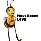 Must be Love  by MarleyArt123