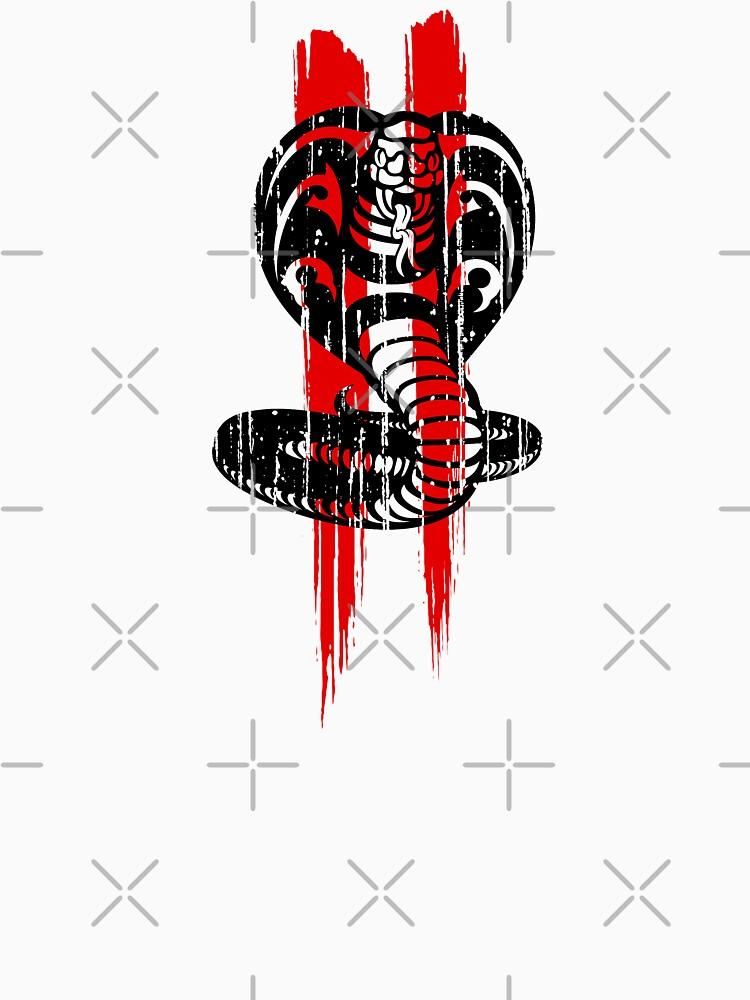 Cobra Kai II - rot von GEEKsomniac