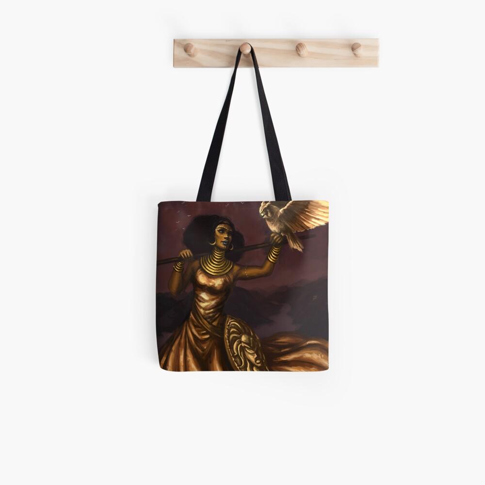 Athena, Göttin der Weisheit Tote Bag