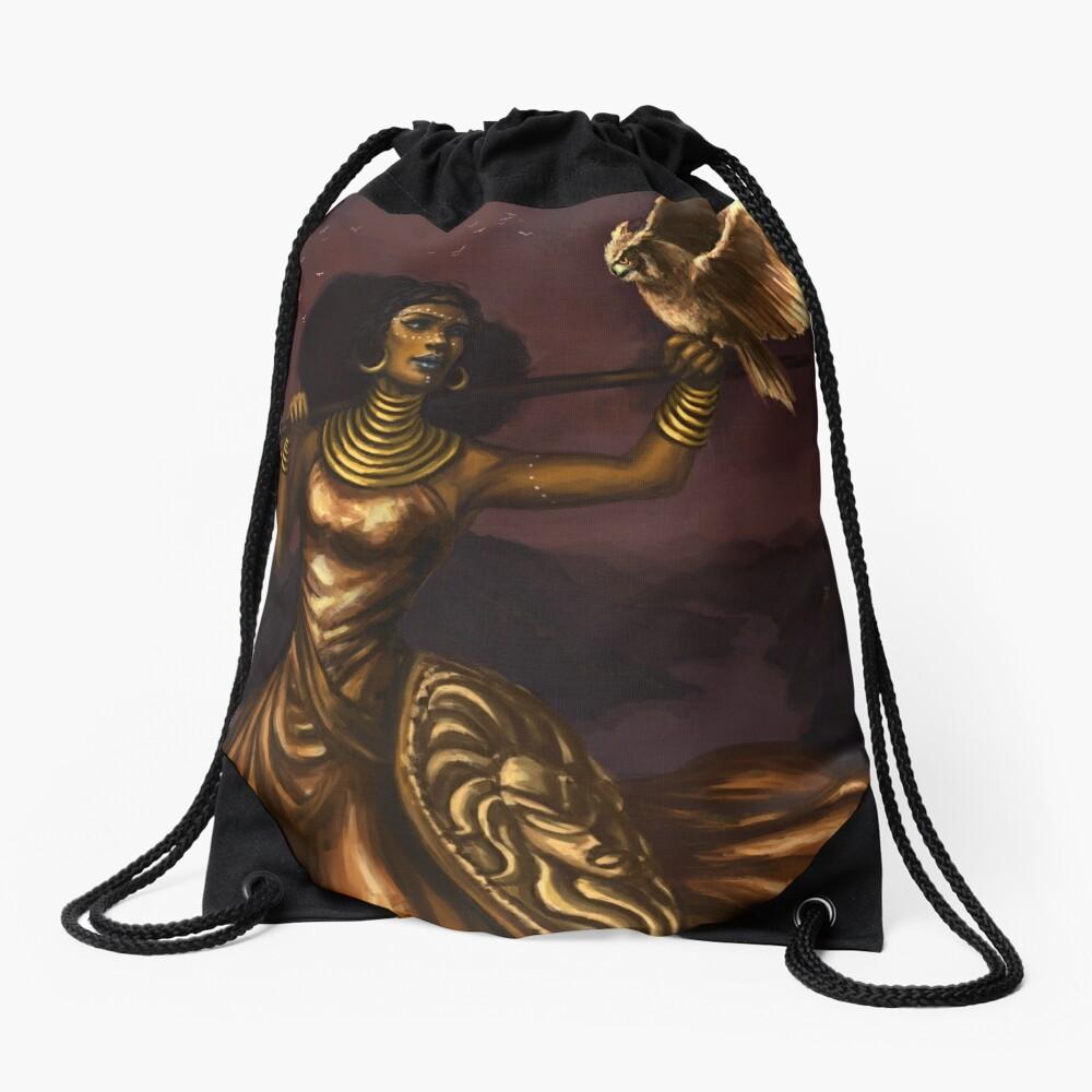 Athena, Göttin der Weisheit Turnbeutel