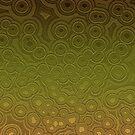 Gold Ripples by Etakeh