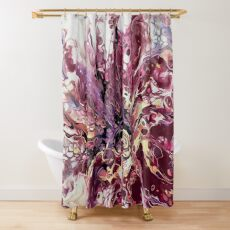 Diaspora Shower Curtain