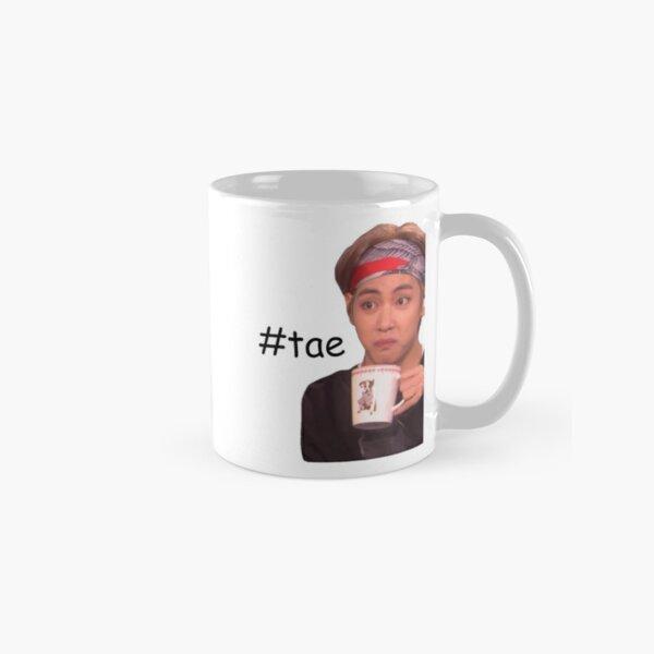 BTS V Taehyung tae tea Mug classique