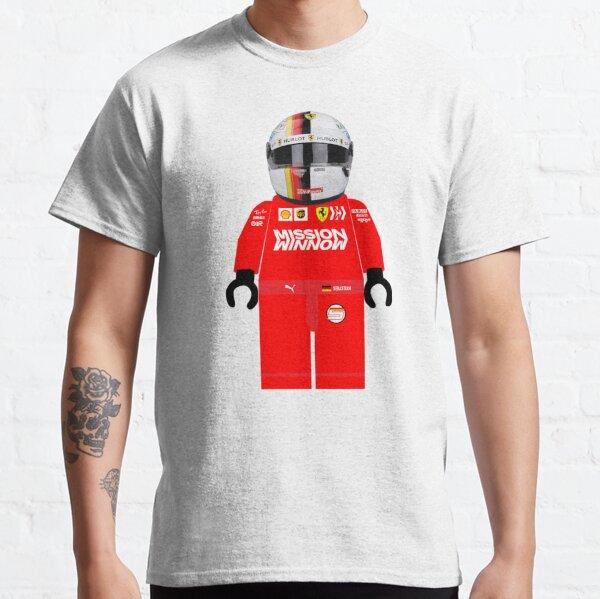 VETTEL MINI FIGURE Classic T-Shirt