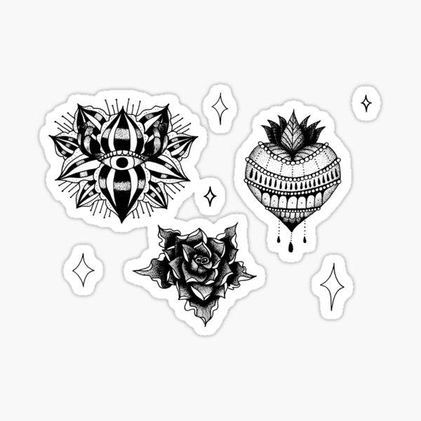 Monsterz Tea Party by  Lost Dream Sticker
