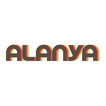 Alanya Retro by designkitsch