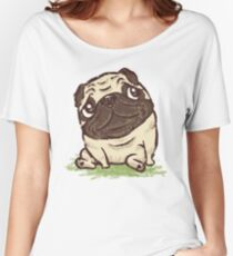 Pug that relaxes Women's Relaxed Fit T-Shirt