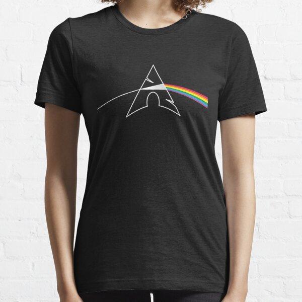 Arch Linux Prism Essential T-Shirt