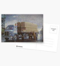 AEC Mercury artic Postcards