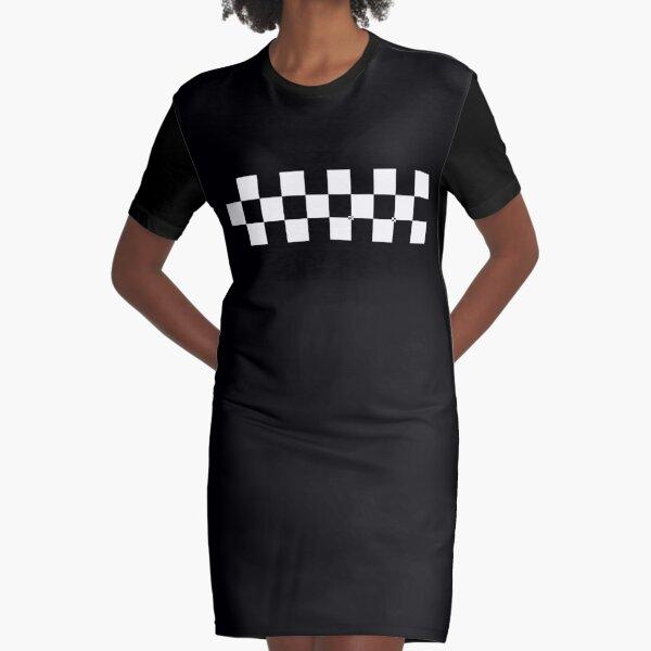 Three Ten Graphic T-Shirt Dress