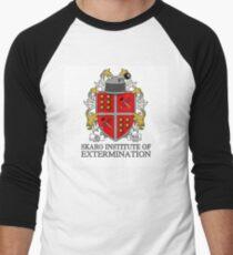 Skaro Institute Of Extermination Men's Baseball ¾ T-Shirt