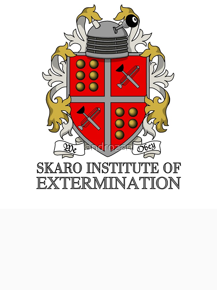 Skaro Institute Of Extermination by androzani