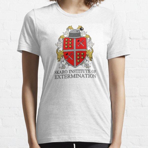 Skaro Institute Of Extermination Essential T-Shirt