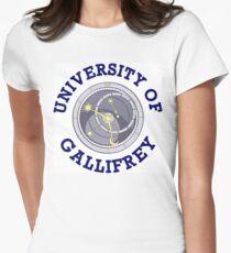 University Of Gallifrey Women's Fitted T-Shirt