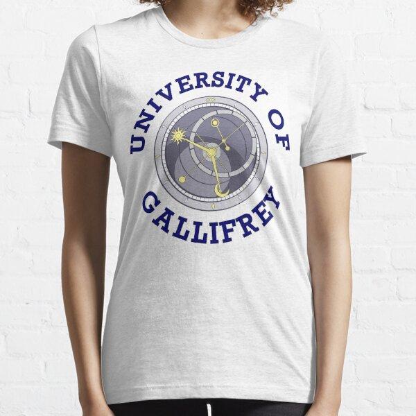 University Of Gallifrey Essential T-Shirt