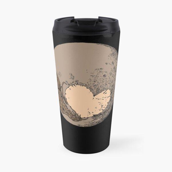 Pluto: With Love from Cthulu Travel Mug