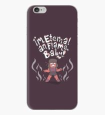 Ruby and the Eternal Flame iPhone Case