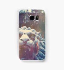 Haunted Courage  Samsung Galaxy Case/Skin