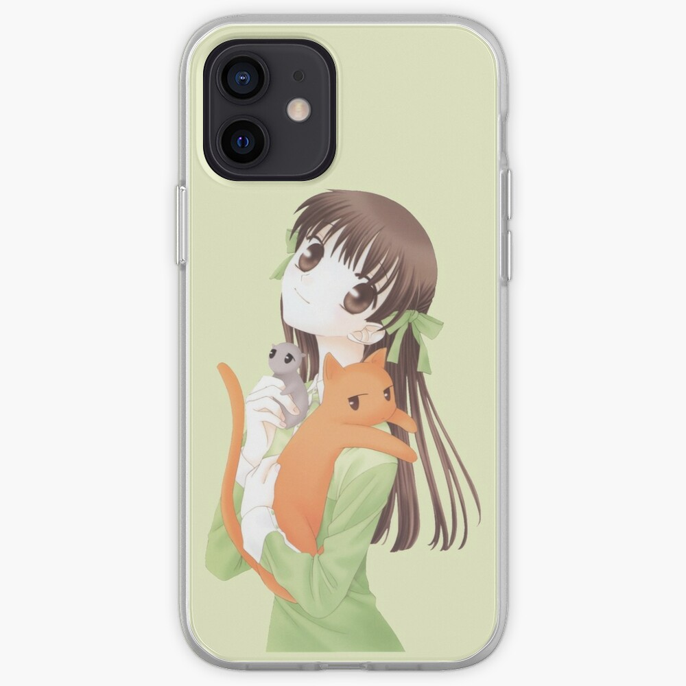 Fruits Basket iPhone Case & Cover
