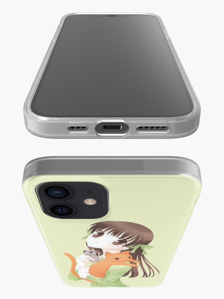 Alternate view of Fruits Basket iPhone Case & Cover