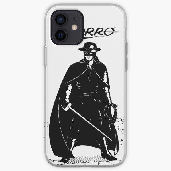 Zorro iPhone Soft Case