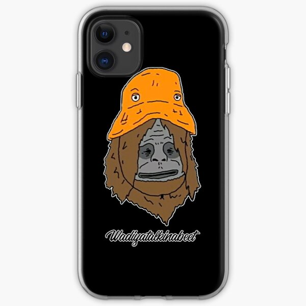 Wadiyatalkinabeet / zZURP. iPhone Soft Case
