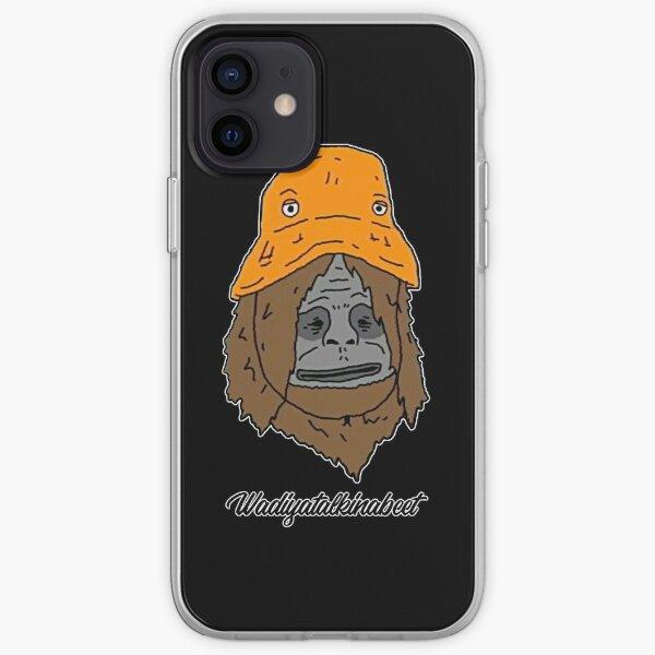 Wadiyatalkinabeet / zZURP. iPhone Soft Case