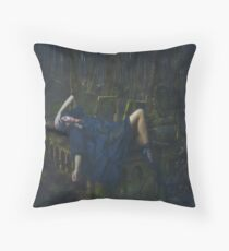 Tales From The Crypt Throw Pillow