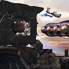Transportal Delta-Niner by Syd Baker