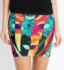 5121 Mardi Gras Mini Skirt
