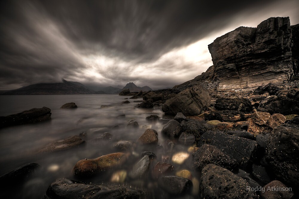 Elgol by Roddy Atkinson