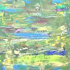 Bunte abstrakt von artbycaseylh